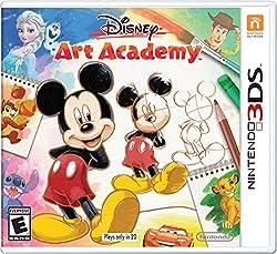 3DS Disney Art Academy (NTSC US Version)