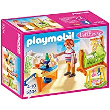 Playmobil Baby Room with Cradle Habitación del bebé ...