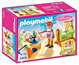 Playmobil Baby Room with Cradle Habitación del bebé, Color (5304)