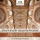 Dietrich Buxtehude - Sämtliche Orgelwerke (Advent, Weihnachten, Fastenzeit, Passionszeit, Pfingsten)