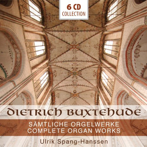 buxtehude-complete-organ-works