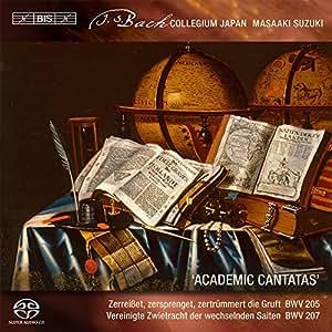 Bach: Secular Cantatas Vol. 4 [Bach Collegium Japan, Masaaki Suzuki] [BIS: BIS2001]