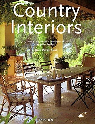 Country Interiors par Diane Dorrans Saeks