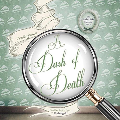 A Dash of Death  Audiolibri