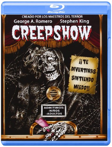 Creepshow [Blu-ray] [Spanien Import]