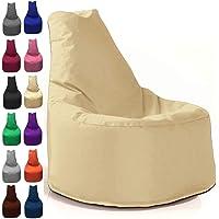 Sitzbag Sitzsack Sessel XL - XXL für Kinder und Erwachsene - In & Outdoor Sitzsäcke Kissen Sofa Hocker Sitzkissen…