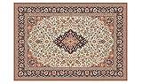 WEBTAPPETI Teppich Farbe Altrosa Position Persischer Teppich Oriental Sitap Hali 8745–624 cm.200x290 Rosa