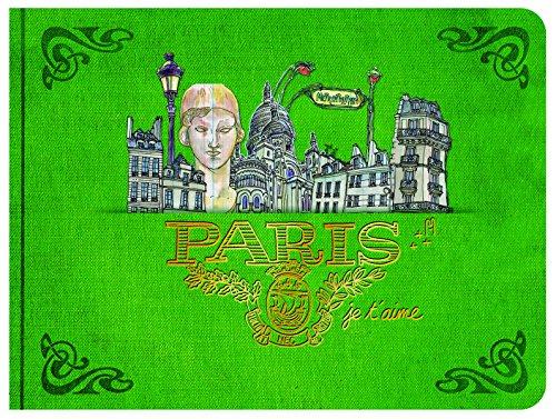 Paris Je T'aime: Sketching Lovers Companion par Lapin