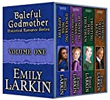 Baleful Godmother Historical Romance Series Volume One (English Edition)