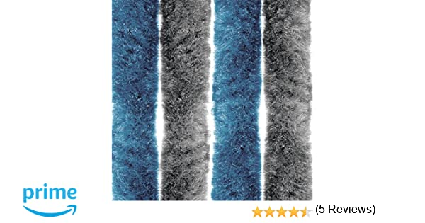 Fun Star Fleece Tenda di Portello per la Protezione dellinsetto Scelta di 5 Colori
