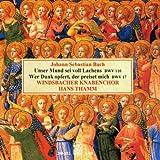 Cantatas Bwv 110/Bwv 17 allemand]