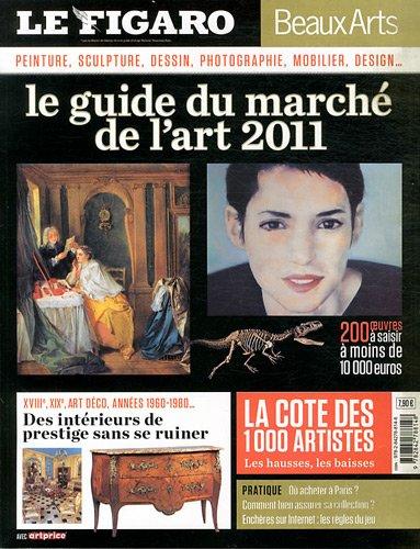 Le guide du marché de l'art par Rafael Pic
