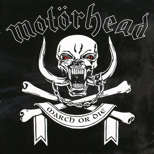 Motörhead: March Or die (Audio CD)