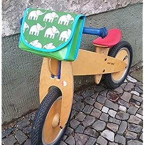 Lenkertasche für Laufrad, Kinderfahrrad