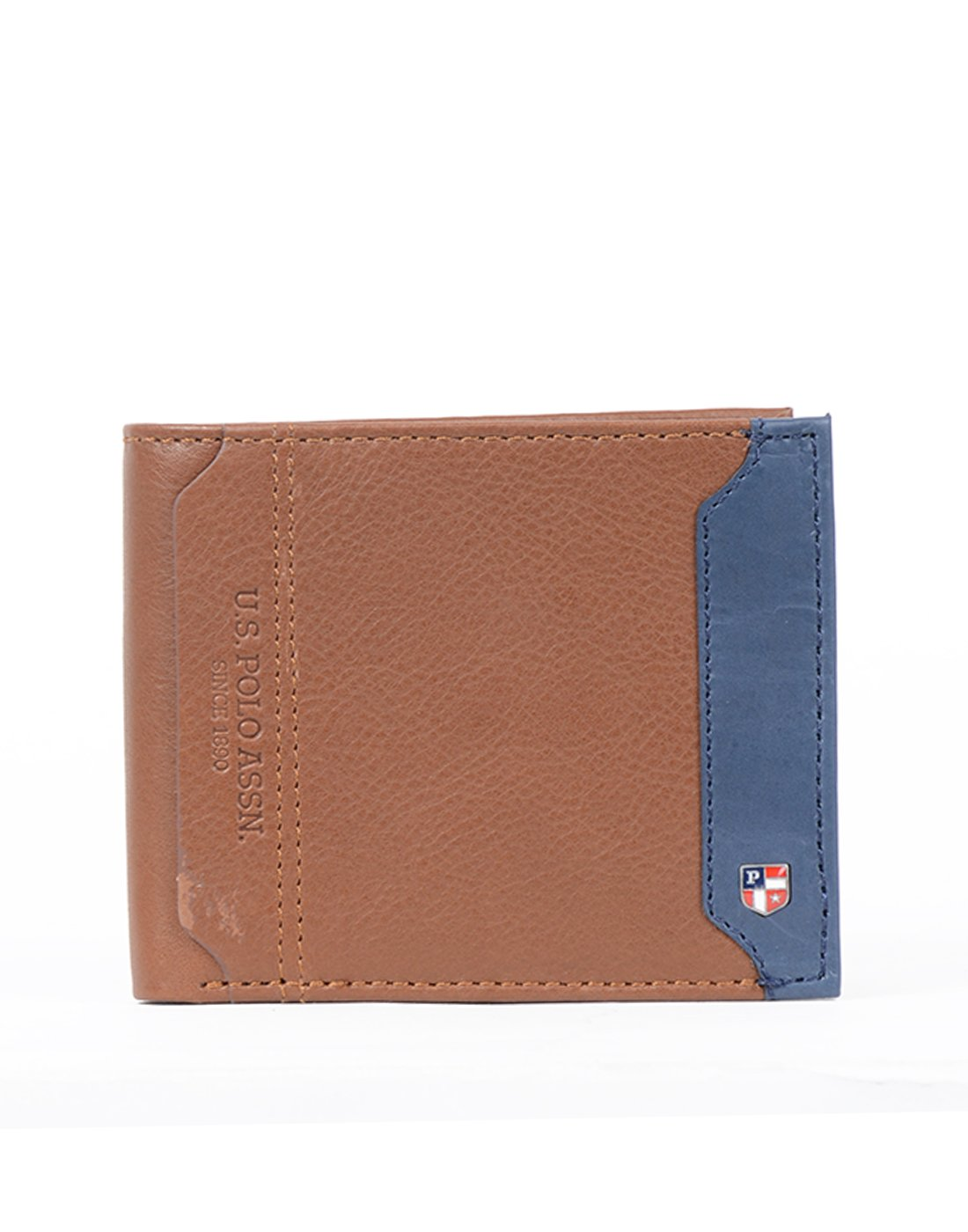 U.S.POLO.ASSN. Brown Men's Wallet (USAW0511)