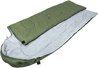 YFXOHAR High Quality Sleeping Bag Liner with Built-in Pillow Case, Camping Sleeping Bag Sheet, Lightweight Compact Breathable Absorbent Travel Sheet - Sleep in Clean Luxurious Comfort for Hiking Backpacking