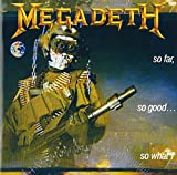 Megadeth: So Far So Good...So What! (Audio CD)