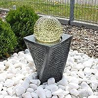 Fontana di granito SB17 con Sfera girante
