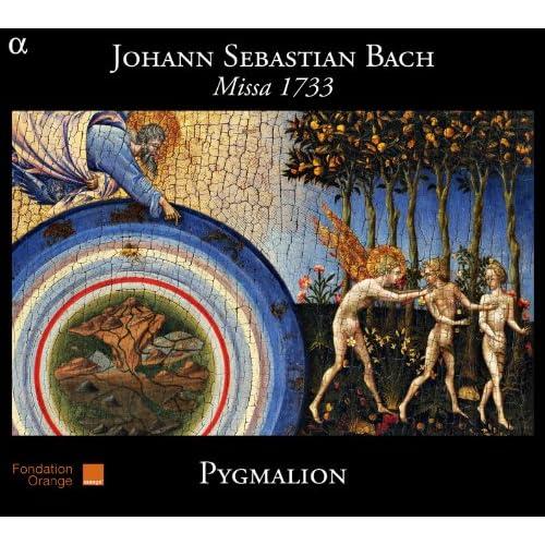 Missa (early version of Mass in B Minor, BWV 232: Kyrie and Gloria): Gratias agimus tibi (Chorus)