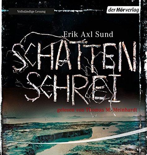 Buchseite und Rezensionen zu 'Schattenschrei (Victoria Bergman 3)' von Erik Axl Sund