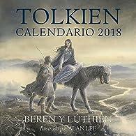 Calendario Tolkien 2018 par J. R. R. Tolkien