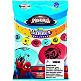 Qualatex 49578Marvel Ultimate Spiderman pancarta decorativa para fiesta globos de látex