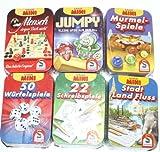 Schmidt Spiele Mini Spiel in der Blechdose [Spielzeug]