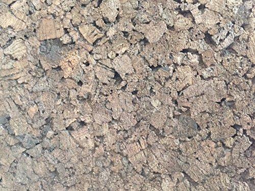 Terrarienrückwand 50 cm x100 cm - 3 und 4 cm stark Korkplatte Presskorkplatte Kork Korkwand Dämmkork Korkdämmung (mittel)