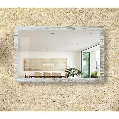 Espejo de pared 120cm. - Harry Vintage.
