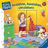 RAVENSBURGER 04092 – Mini Steps – Anziehen, Ausziehen, Umziehen!