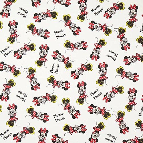 Fabulous Fabrics Tela Decorativa Cretona Minnie Mouse