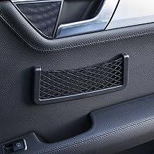 MFX Bolsillo de Red de Almacenamiento para Coche, Soporte para Smartphone y Organizador, Diseño