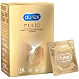 Durex Naakt condooms, 16 extra fijne condooms, huidgevoel