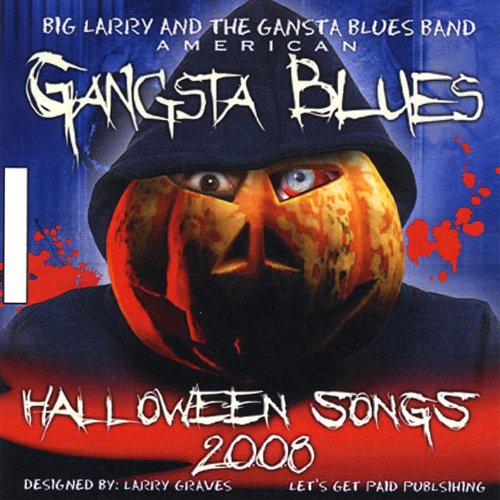 American Gangsta Blues Halloween Songs