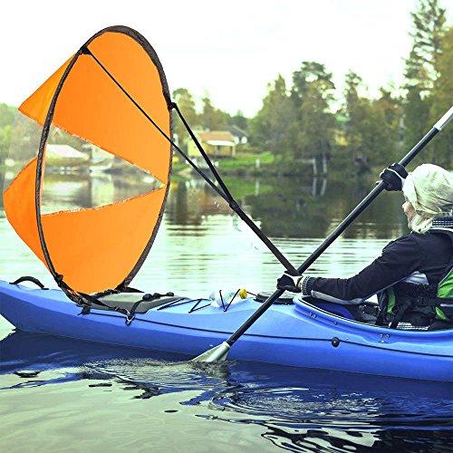 GFEU Downwind Kayak - Vela de Pádel