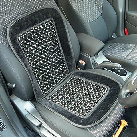 Xtremeauto® Cuscino Supporto Lombare, Comfort di guida, Driver Coprisedile per auto/camper/camion/Taxi/sedia da ufficio