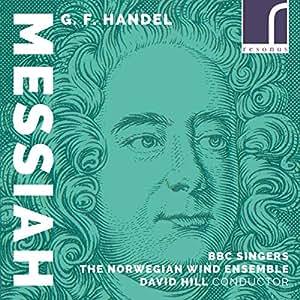 Messie Partie Orchestrale Arr pour Ensemble de Vents
