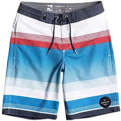 Quiksilver Boys Swell Vision Beachshort Youth Beachshorts Blue 25/10
