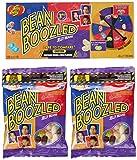 Jelly Belly Bean Boozled Set Glücksrad plus zwei Tüten Beans