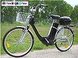 Vélo à Assistance Electrique 36V CITY BIKE NOIR