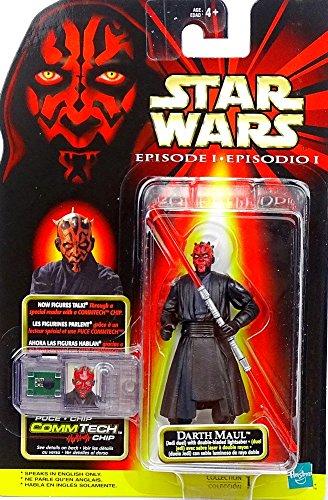 Darth Maul Jedi Duel Star Wars Episode I The Phantom Menace Collection Hasbro