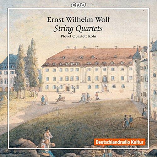 Ernst Wilhelm Wolf: String Quartets