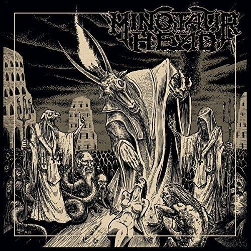 Minotaur Head