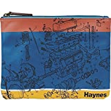 Haynes Car Parts Zipped Pouch