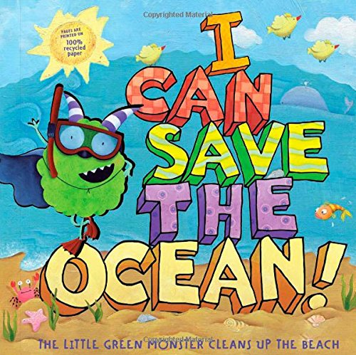 I Can Save the Ocean! (Little Green Books)