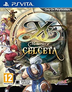 YS: Memories of Celceta (Playstation Vita)