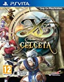 YS Memories of Celceta on PlayStation Vita