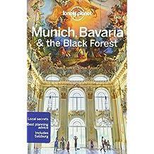Munich, Bavaria & the Black Forest - 5ed - Anglais