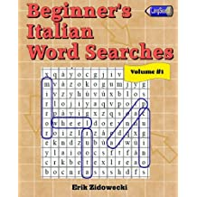 1: Beginner's Italian Word Searches