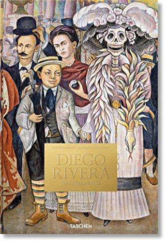 Diego Rivera. Obra mural completa